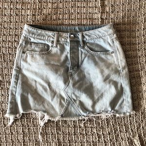 American Eagle Outfitters Jean Skirt